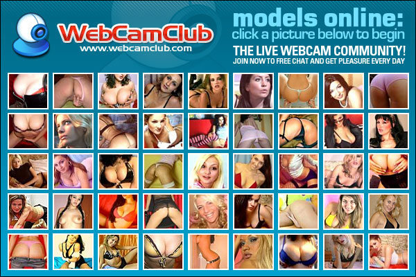 Webcam Club Girls Video Chat Rooms